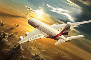 Earn miles with Emirates Airline