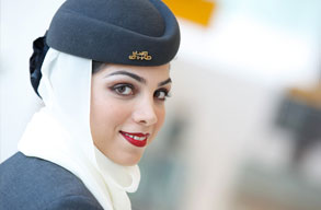 Earn miles with Etihad Airways