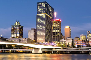 Fly with Air Pacific to Brisbane