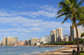 Fly with Hawaiian Airlines to Honolulu