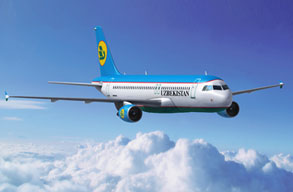 Earn miles with Uzbekistan Airways