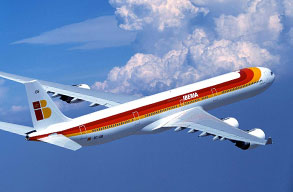 Earn miles with Iberia Airlines