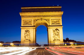 Fly with Azerbaijan Airlines to Paris