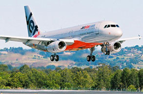 Earn miles with Jetstar Airways