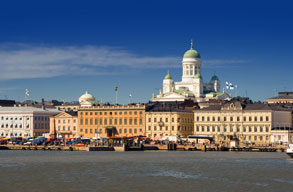 Fly with Blue1 Airlines to Helsinki