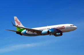 Earn miles with Air Vanuatu