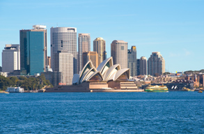 Fly with Air Vanuatu to Sydney