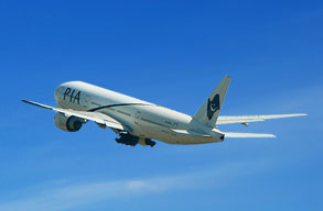 Earn miles with Pakistan International Airlines