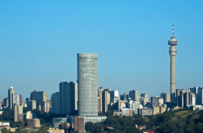 Fly with Precision Air to Johannesburg
