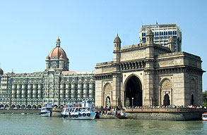 Fly with JetLite Airlines to Mumbai