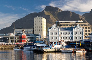 Fly with South African Airways to Cape Town