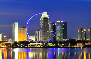 Fly with Singapore Airlines to Singapore