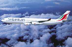 Earn miles with SriLankan Airlines