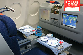 Earn miles with Air Europa