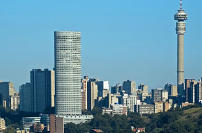 Fly with Rwandair to Johannesburg