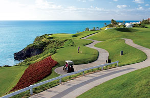 Fly with WestJet Airlines to Bermuda