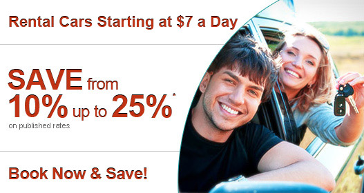 Cheap Car Rentals  Rent a Car & Save up to 35%