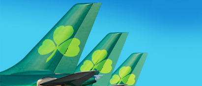 Aer Lingus Cabin