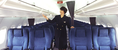 AirTran Airways Cabin