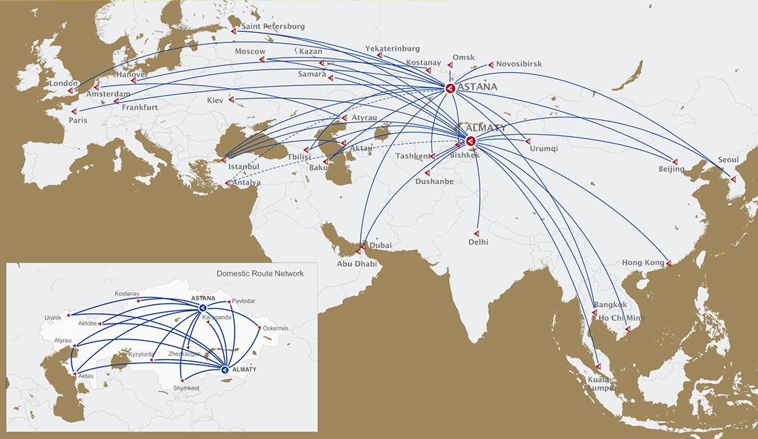 Air Astana Flights Cheap Air Astana Tickets