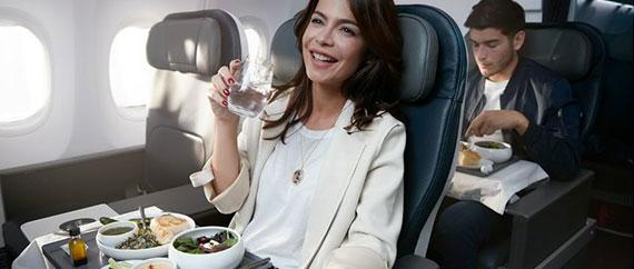 Aeromexico's Premier Class