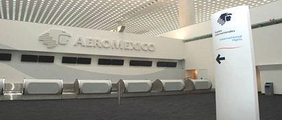 Aeromexico Terminal 2