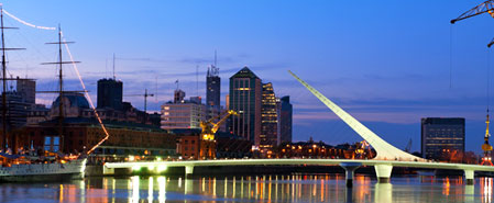 Fly with Lan Argentina to Featured Destination: Buenos Aires