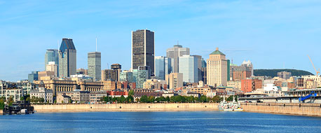 Fly with Air Canada to Montreal