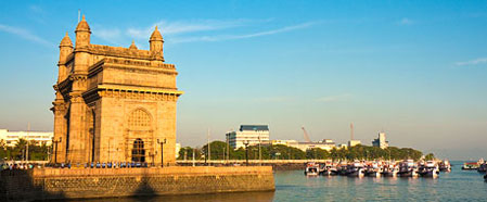 Fly with Air India to Featured Destination: Mumbai