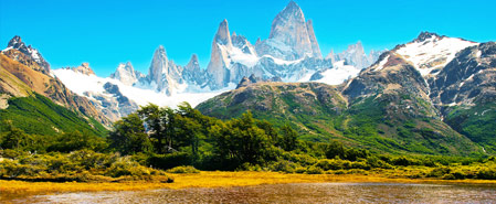 Fly with Aerolineas Argentinas to Argentina