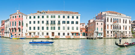Fly with Alitalia to Venice