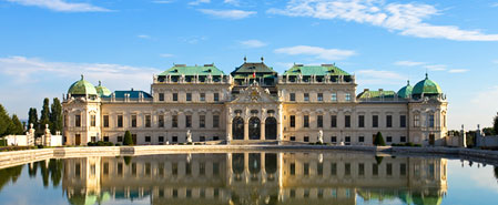 Fly with Belavia Airlines to Featured Destination: Vienna