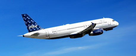 Earn miles with JetBlue Airways