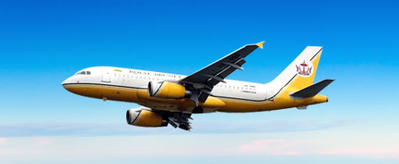 Earn miles with Royal Brunei Airlines