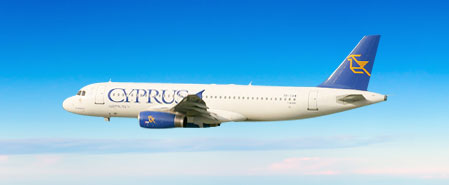 Earn miles with Cyprus Airways