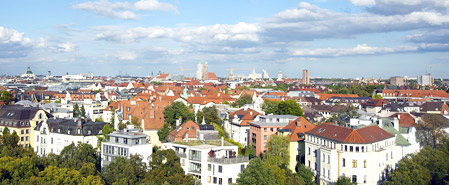 Fly with Condor Airlines to Munich