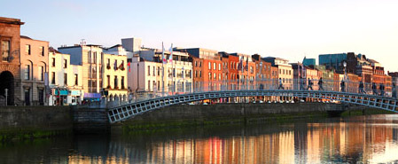 Fly with Aer Lingus to Dublin