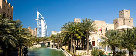 Fly with Emirates Airlines to Featured Destination: Dubai