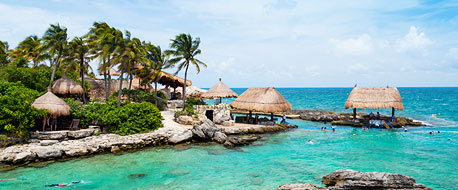 Fly with Frontier Airlines to Cancun