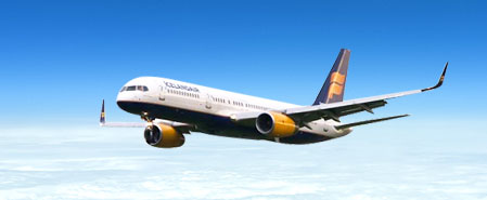 Earn miles with Icelandair