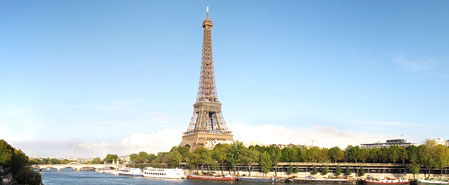 Fly with Ryanair to Featured Destination: Paris