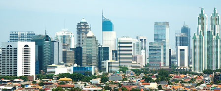 Fly with Garuda Indonesia to Featured Destination: Jakarta