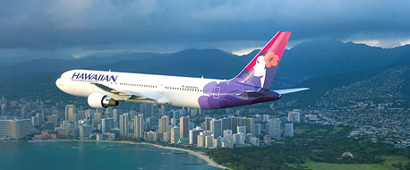 Earn miles with Hawaiian Airlines
