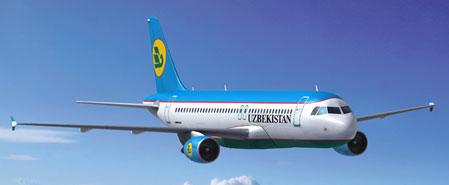 Earn miles with Uzbekistan Airways