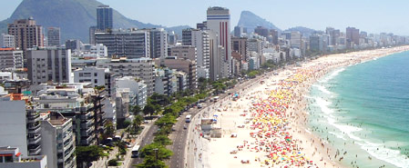 Fly with TAM Airlines to Featured Destination: Rio de Janeiro