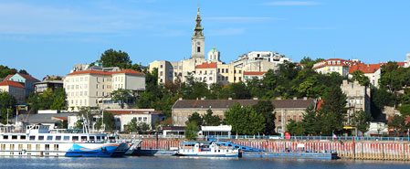 Fly with Jat Airways to Featured Destination: Belgrade