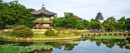 Fly with Korean Air to Seoul