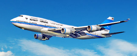 Earn miles with Kuwait Airways