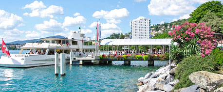 Fly with Swiss International Air Lines to Featured Destination: Geneva