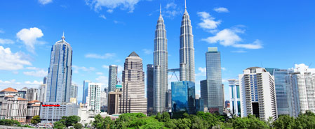 Fly with Silkair to Featured Destination: Kuala Lumpur